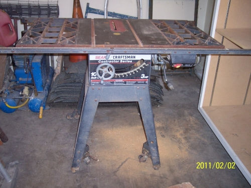 What Table Saw Would You Choose On A Budget With The Intention Of Building A Station Around It Woodworking